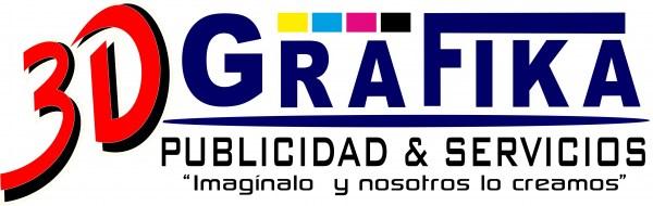 3D GRAFIKA Publicidad & Servicios Melgar