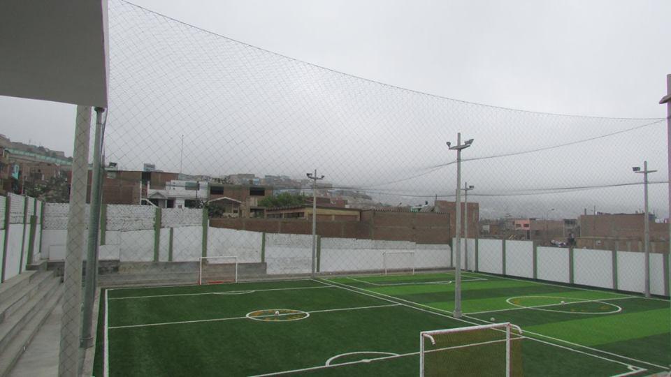 Foto de campo deportivo El Rey - ventanilla - paradero flecha