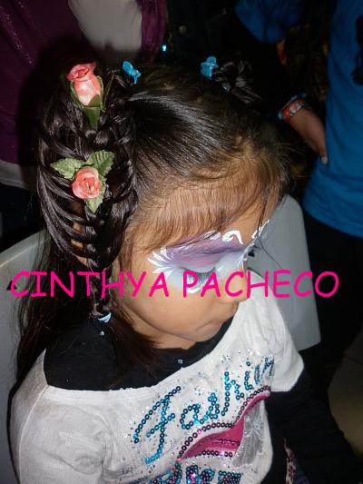 Fotos de Caritas Pintadas de Cinthya Pacheco