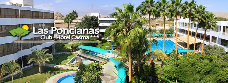 Complejo Turistico las Poncianas S.A.C Casma