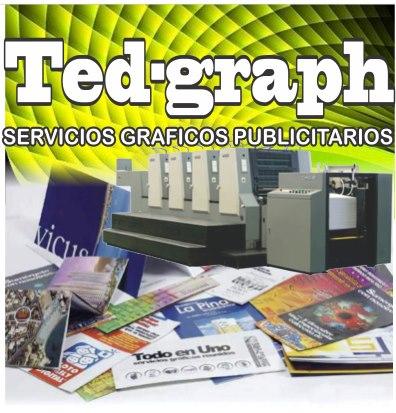 Imprenta Ted-graph Lima