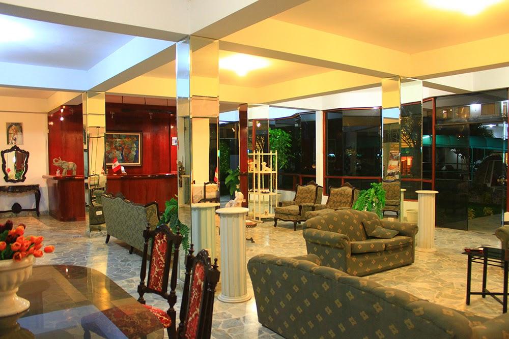 Foto de Las Poncianas Hotel