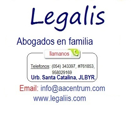 Foto de Abogado especialista en familia, alimentos, divorcio, cobros judiciales Arequipa