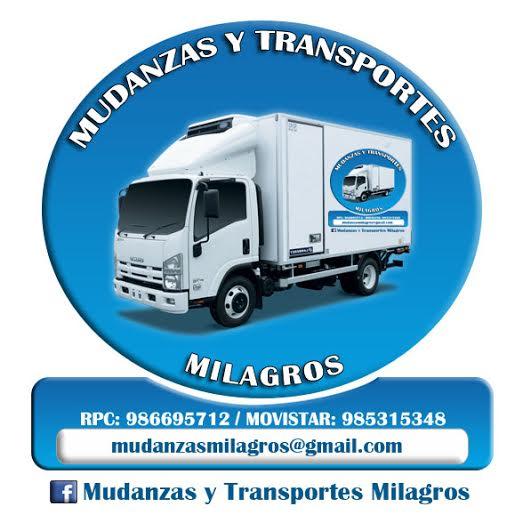 Transportes Y Mudanzas Milagros Lima