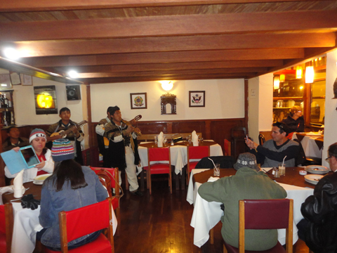 Foto de Plus Restaurant Cusco