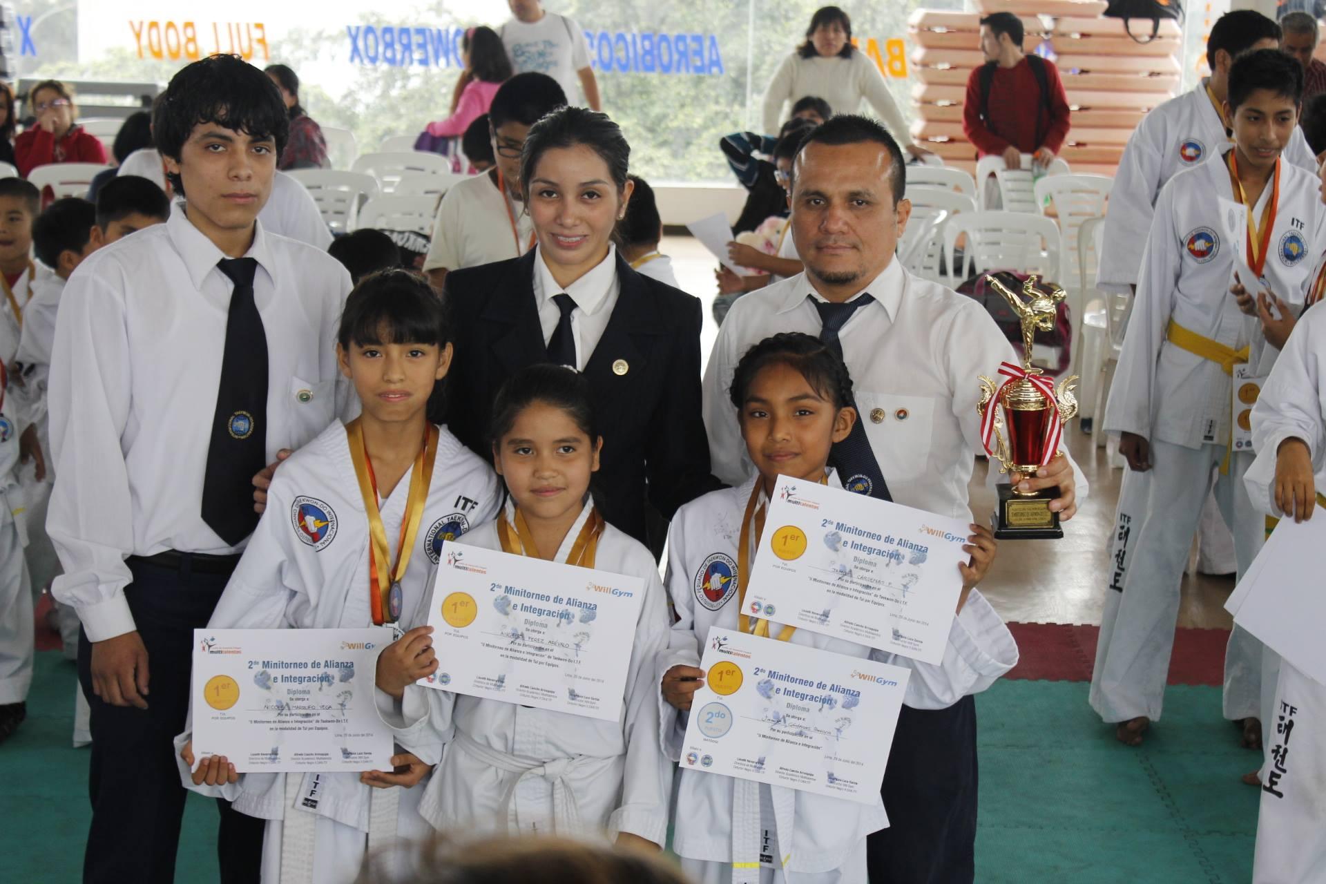 Fotos de Taekwondo Los Olivos