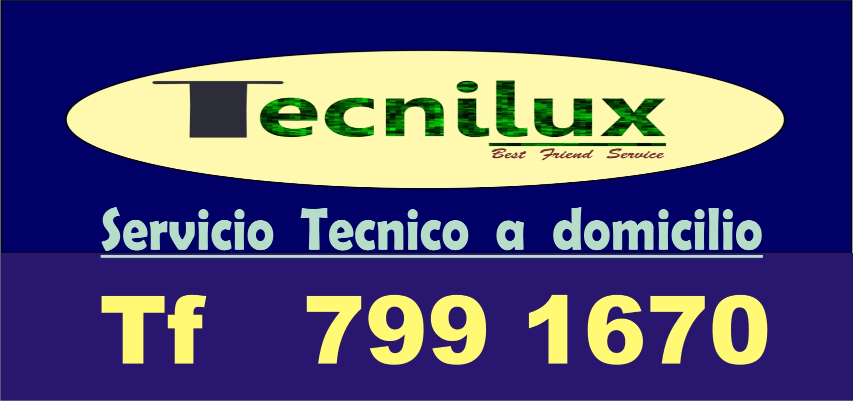 Foto de TECNILUX TF 799 1670 SERVICIO TECNICO LAVADORAS REFRIGERADORAS Lima
